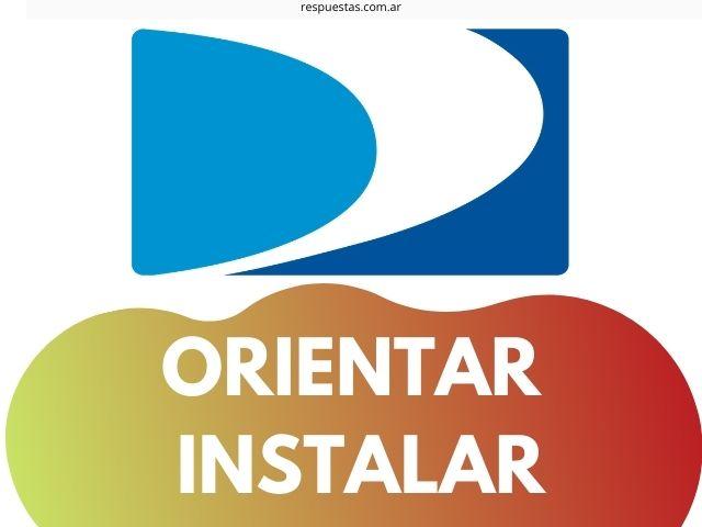 Antena DIRECTV instalar