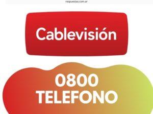 Cablevison Atencion al Cliente, Telefono 0800, Reclamos, Chat