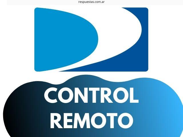configurar Control remoto DIRECTV