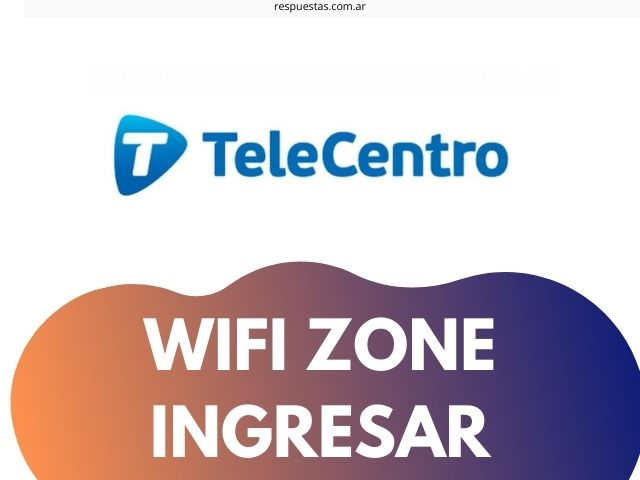 ingresar a telecentro wifi zone
