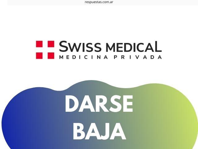 Swiss Medical baja