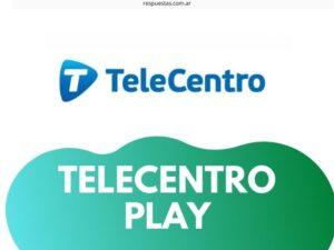 Telecentro Play: Precio, Activar ¿Como ver TV en vivo? ¿Es Gratis?