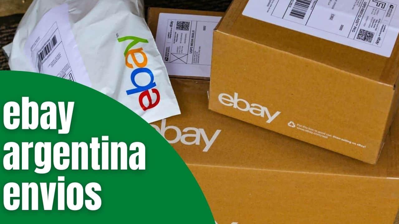 Envios eBay a la Argentina