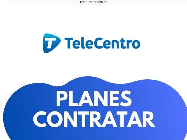 Planes Telecentro