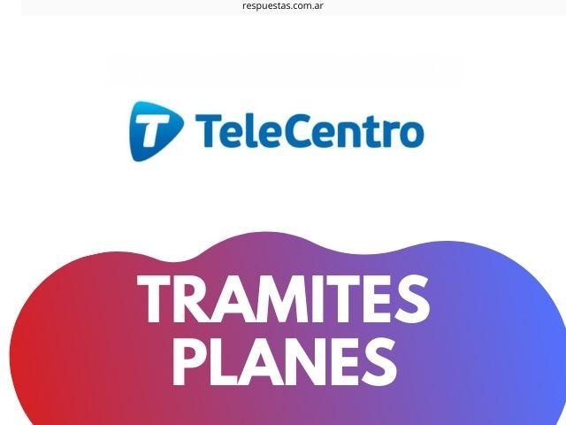 Telecentro planes y trmaites en linea