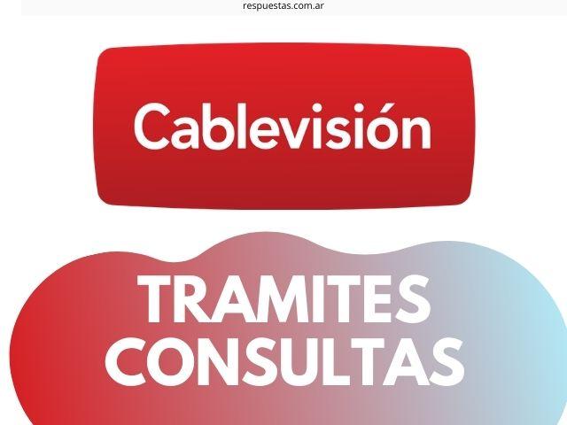Cablevison tramites en linea