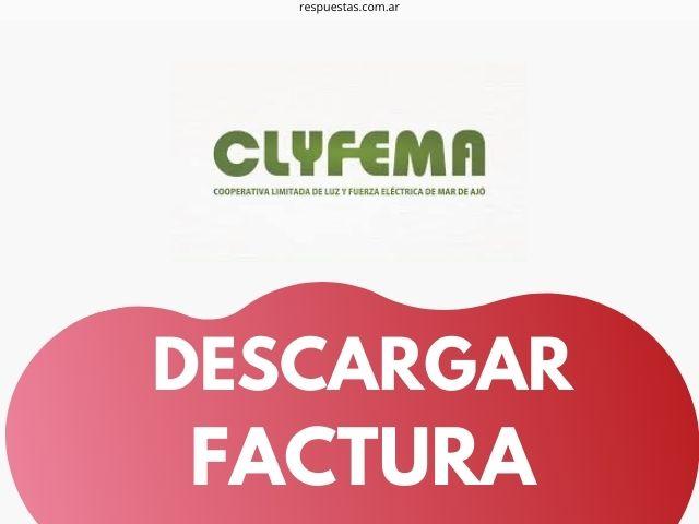 Factura Clyfema