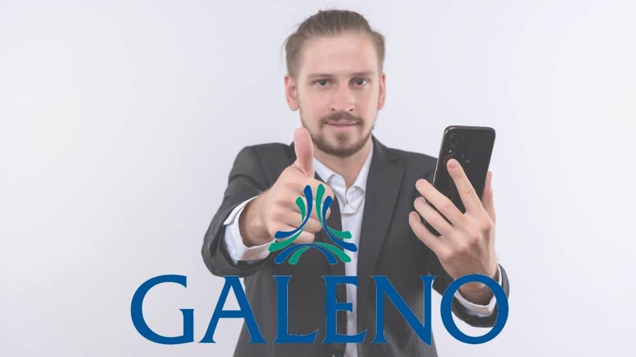 pagar factura Galeno