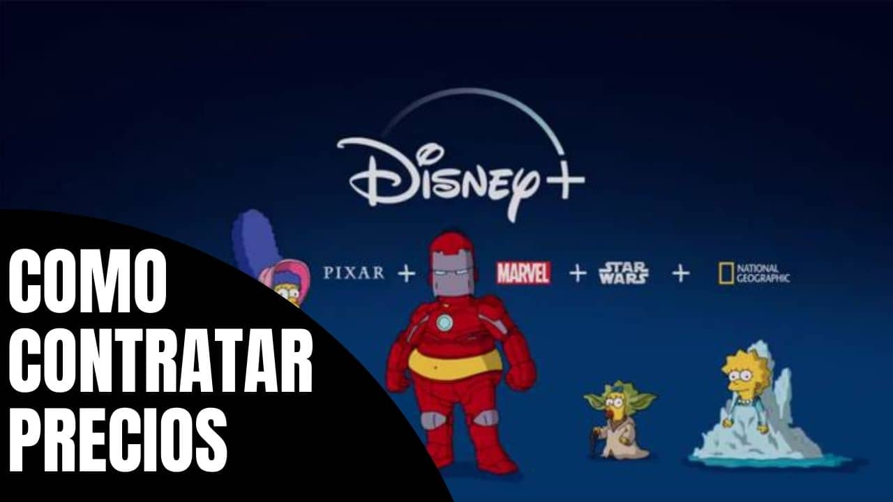 Contratar Disney Plus argentina