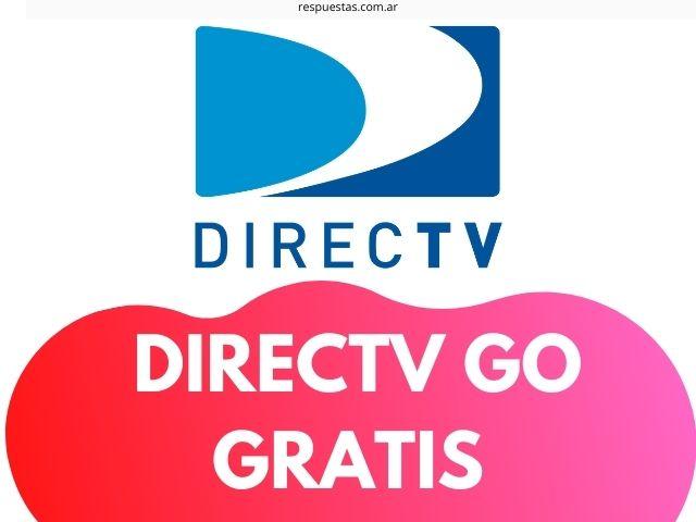 activar directv go gratis