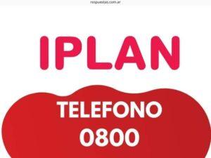 IPLAN Atención al Cliente Telefono Quejas ¿Como llamar al 0800?
