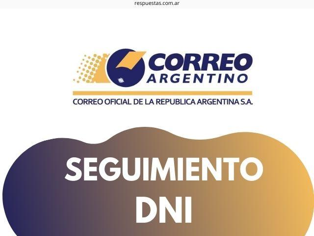 ver en donde esta mi dni en correo argentino