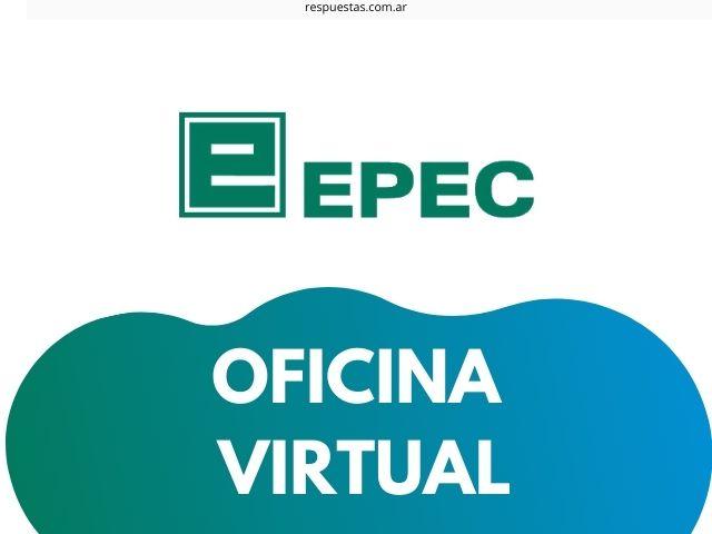 Oficina Virtual EPEC INGRESAR