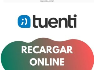 ¿Como Recarga Tuenti Online? ¿Cómo Cargar Credito? Tarjeta, MercadoPago