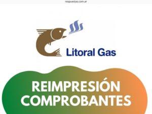 Litoral Gas Reimpresión de Comprobantes y Boletas Vencidas