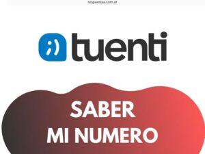¿Como Saber mi Numero Tuenti Argentina? Sin Saldo Gratis 2021