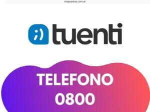 Tuenti Argentina Telefono para Llamar 0800 Atencion Cliente, Robado