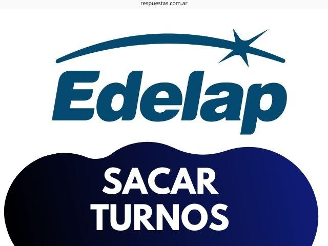 EDELAP sacar turnos