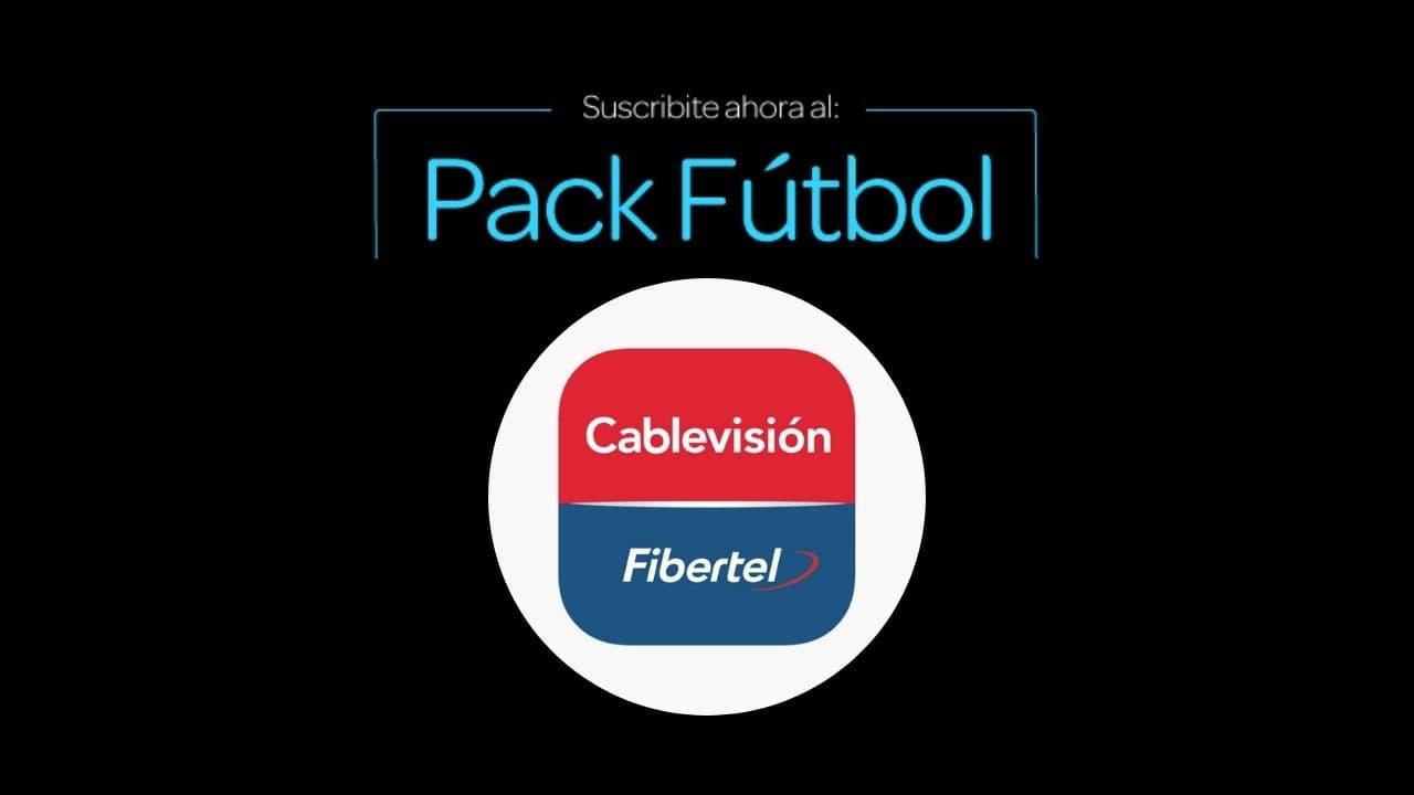 Pack Fútbol Cablevisión