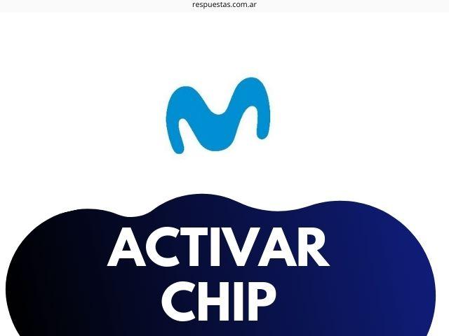activar chip movistar argentina