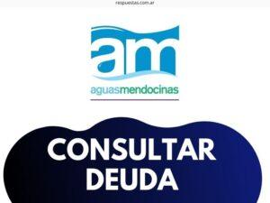 ¿Cómo Consultar Deuda de AYSAM Aguas Mendocinas?