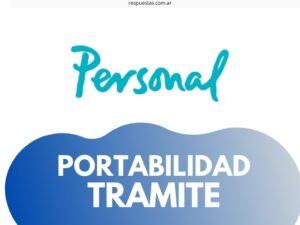 Personal Portabilidad: Requisitos ¿Cómo pasarme a Personal?