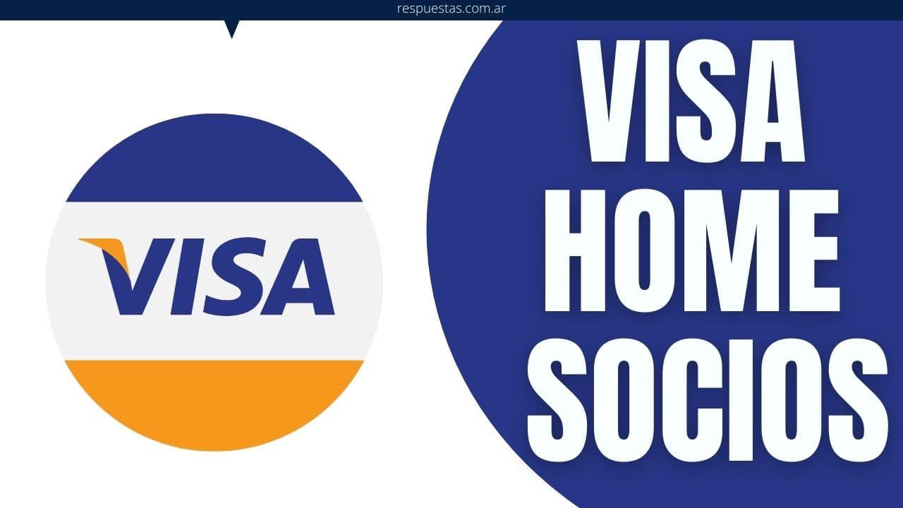 Visa Home Socios consultar saldo
