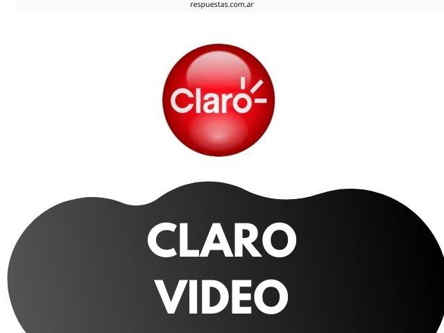 activar claro video