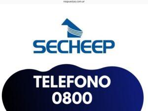 SECHEEP Atención al Cliente, 0800, Números de Teléfono, Reclamos