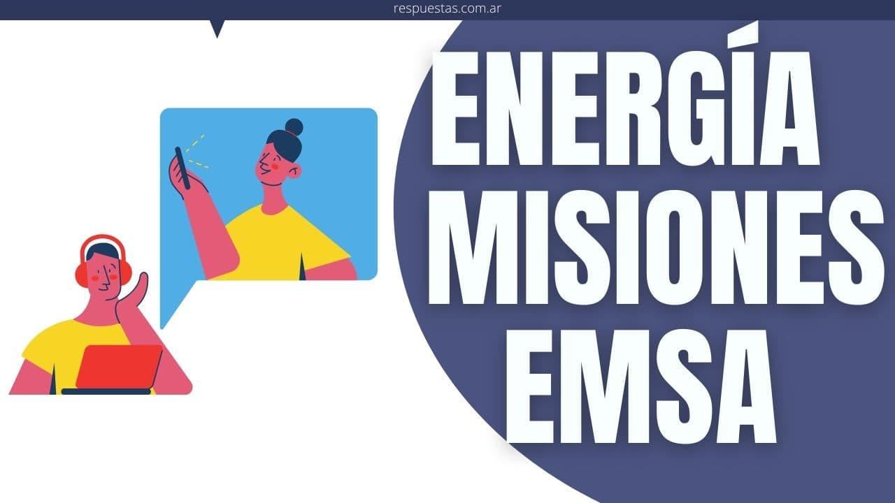 Energía de Misiones EMSA