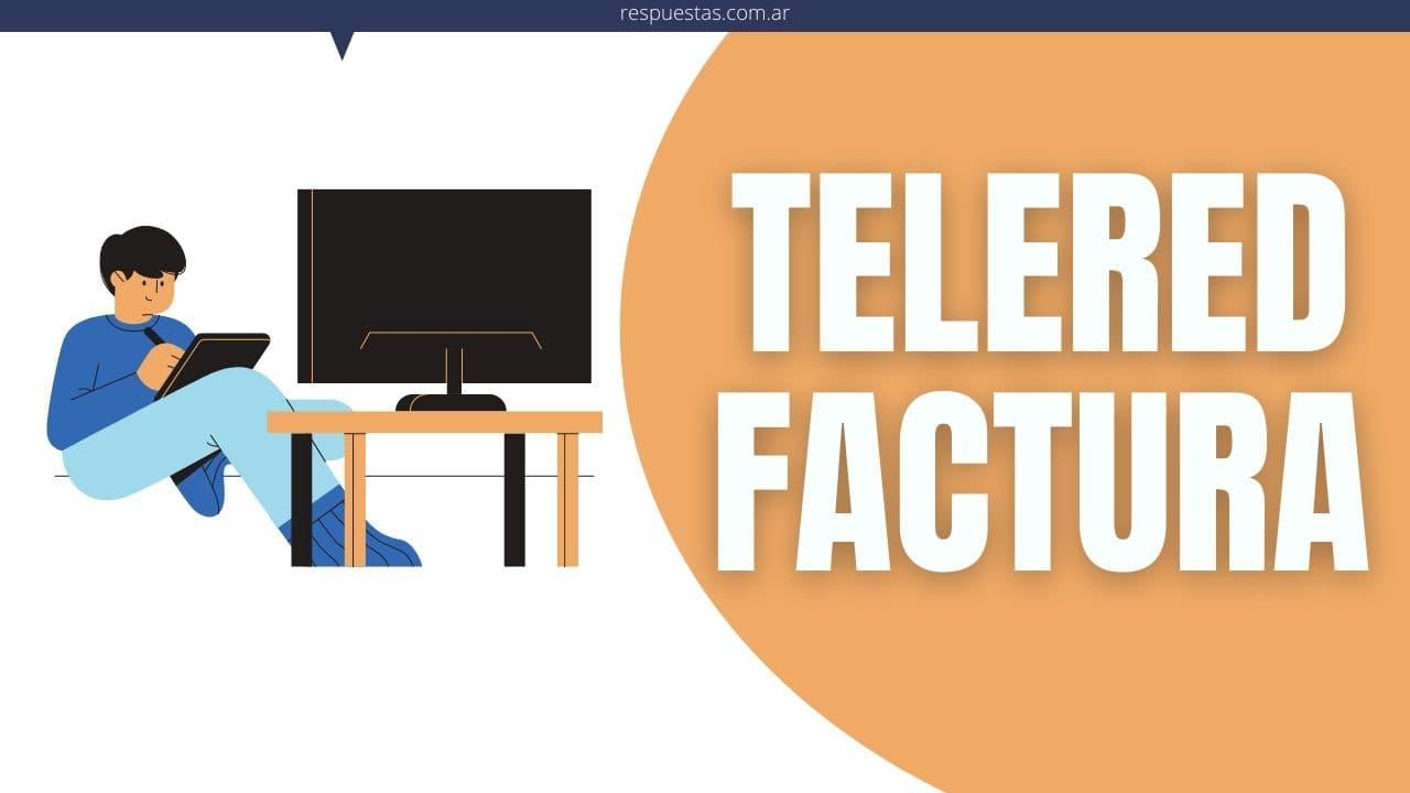 TeleRed Factura
