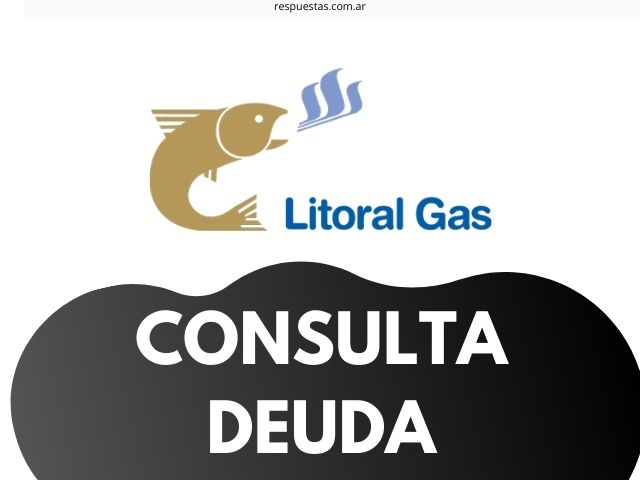 consultar deuda de litoral gas